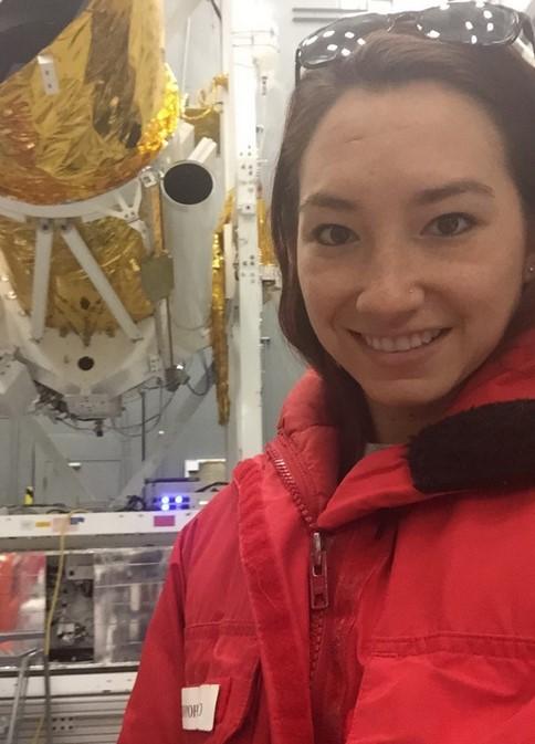 NASA Casey HONNIBALL
