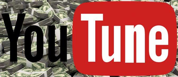 Haro sur la YouTube money