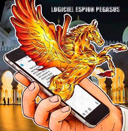 Spyware Pegasus par NSO Group
